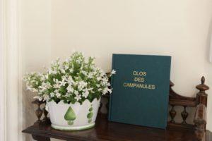 Chambres d'hôtes Clos des Campanules Brioude