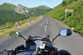 photo Auvergne-moto