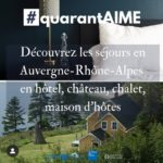 Opération solidarité #quarantAIME AURA
