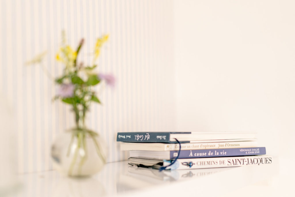 Une place de choix pour les livres