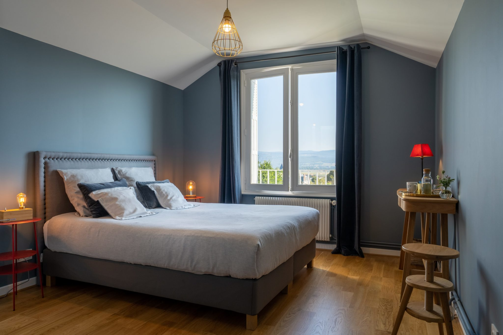 Chambre double Campanules