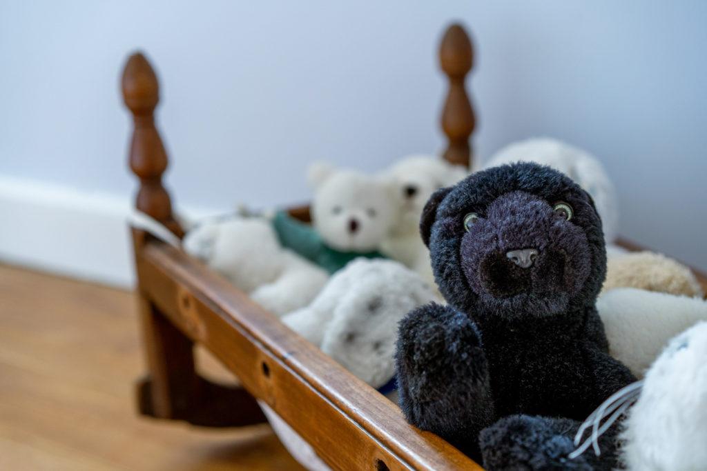 Détail déco chambre d'enfants